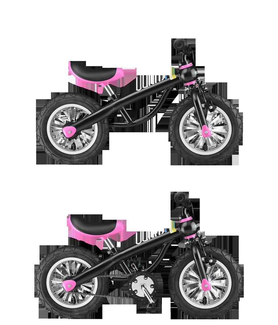 スマートトレイル 12インチ ピンクモデル